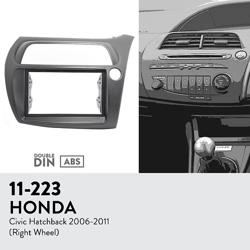11-233 Compatible with HONDA Civic 2006-2011