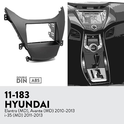 11-183 Compatible with HYUNDAI Elantra (MD), Avante (MD) 2010-2013