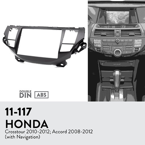 11-117 Compatible with HONDA Crosstour 2010-2012; Accord 2008-2012