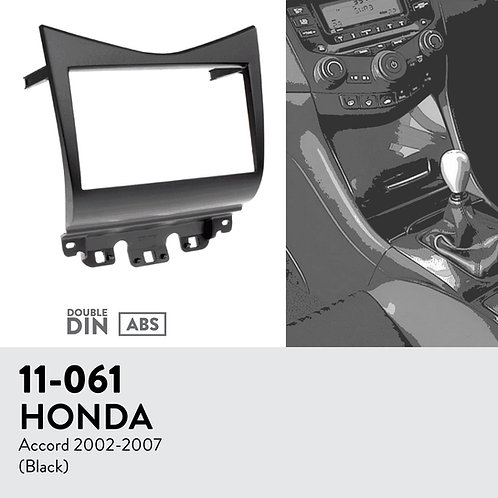 11-061 Compatible with HONDA Accord 2002-2007