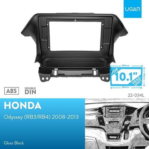UGAR 22-034L Trim Fascia for Honda Odyssey (RB3/RB4) 2008-2013