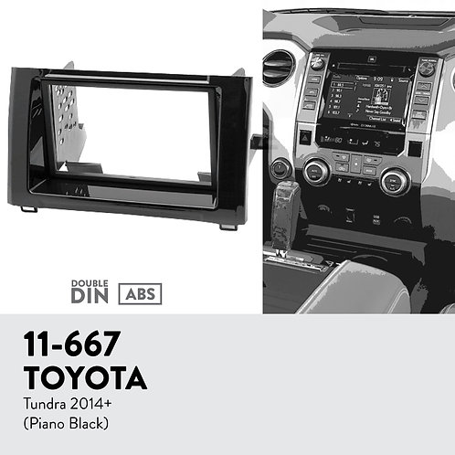 11-667 Compatible with TOYOTA Tundra 2014+