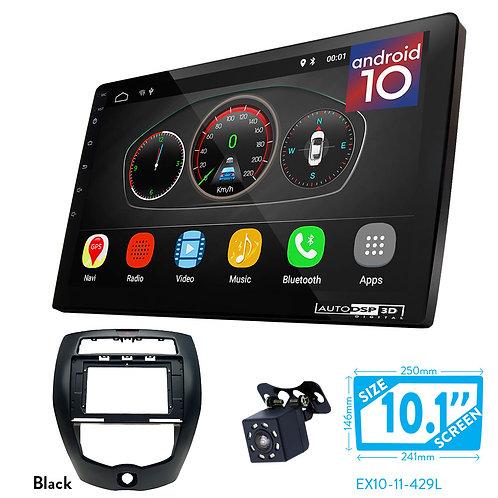 "10"" DSP Car Radio+Fascia Kit Compatible with NISSAN Livina 2013+"
