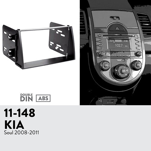 11-148 Compatible with KIA Soul 2008-2011
