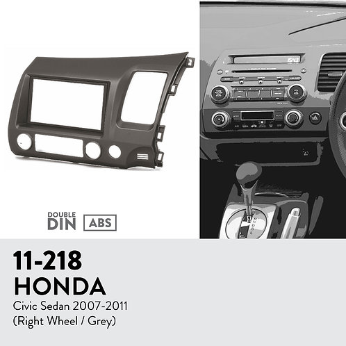 11-218 Compatible with HONDA Civic 2007-2011