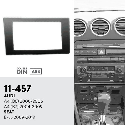 11-457 Compatible with AUDI A4 (B6) 2000-2006, A4 (B7) 2004-2009 / SEAT