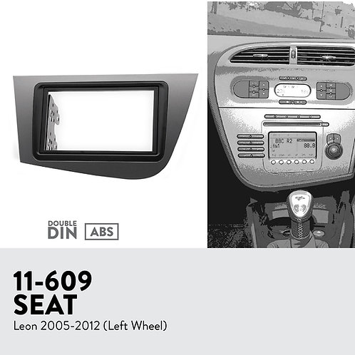 11-609 Compatible with SEAT Leon 2005-2012