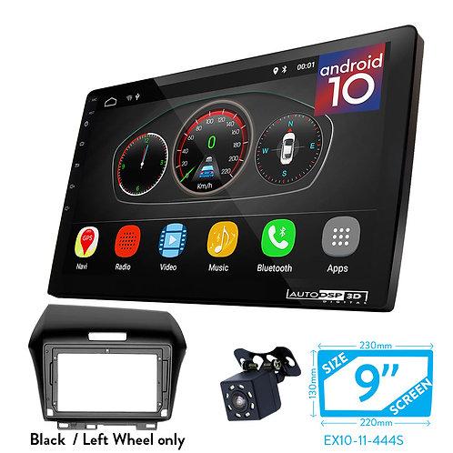 "9"" DSP Car Radio+Fascia Kit Compatible with HONDA Jade 2013+"