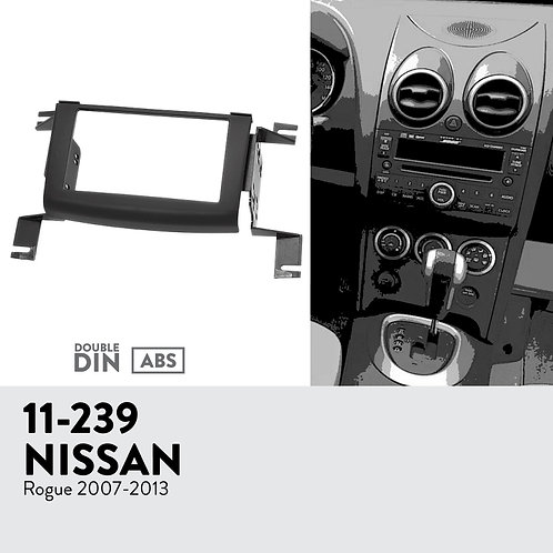 11-239 for NISSAN Rogue 2007-2013