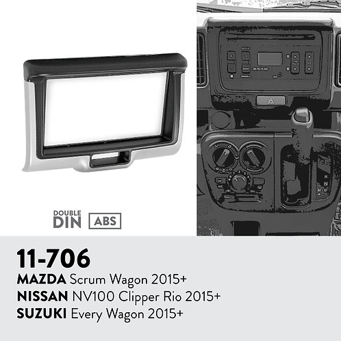 11-706 Compatible with MAZDA Scrum Wagon 2015+ / NISSAN NV100 Clipper Rio 20