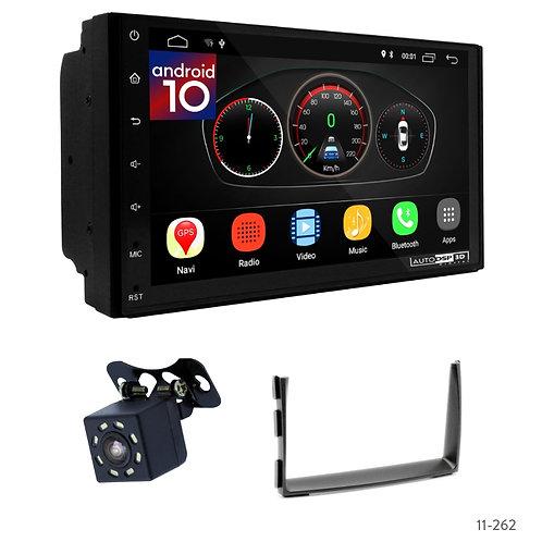 "7"" DSP Car Radio+Fascia Kit Compatible with KIA CEE'D 2010-2012"
