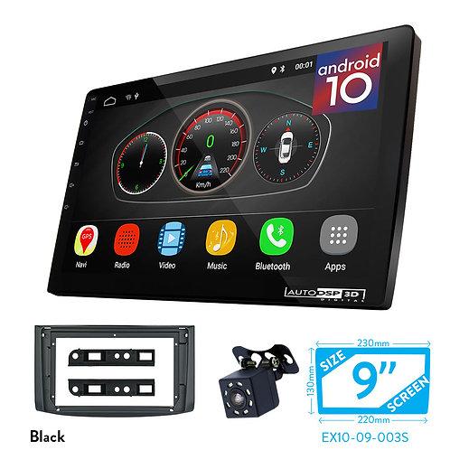 """9"""" DSP Car Radio+Fascia Kit Compatible with CHEVROLET Aveo, Epica/ RAVON Nexia R"""