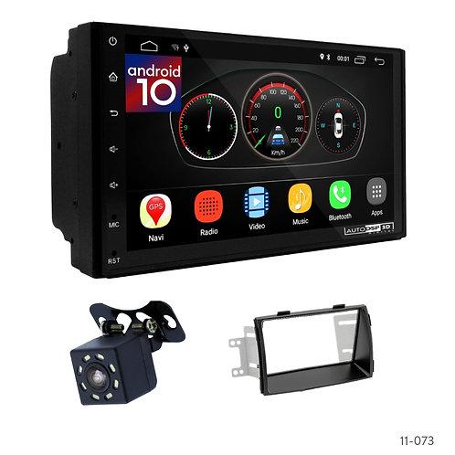 """7"""" DSP Car Radio+Fascia Kit Compatible with KIA Sorento (XM) 2009-2012"""