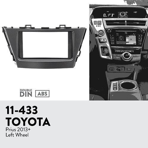 11-433 Compatible with TOYOTA Prius 2013