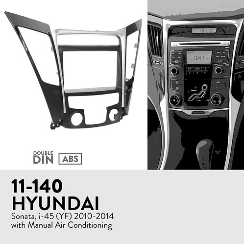 11-140 for HYUNDAI Sonata, i-45 (YF) 2010-2014