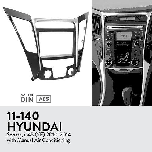 11-140 Compatible with HYUNDAI Sonata, i-45 (YF) 2010-2014