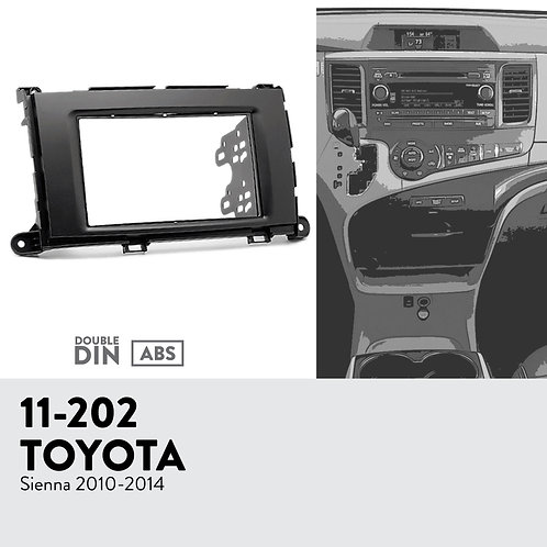 11-202 for TOYOTA Sienna 2010-2014