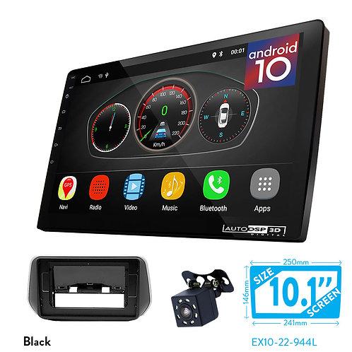 "10"" DSP Car Radio+Fascia Kit Compatible with HYUNDAI Santa Fe (TM) 2018+"