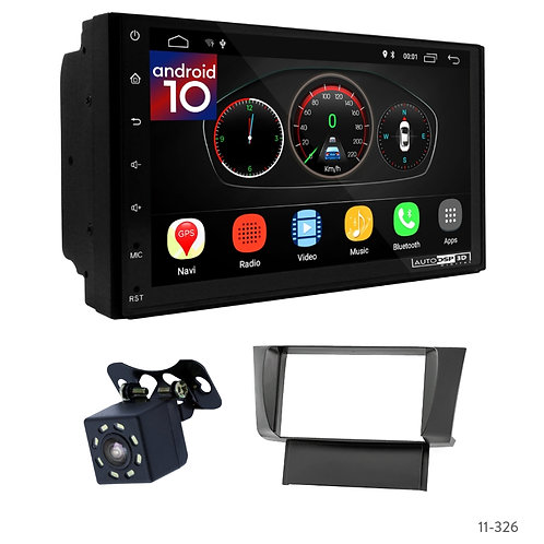 """7"""" DSP Car Radio+Fascia Kit Compatible with Toyota Celsior (UFC30) 2001-2006"""