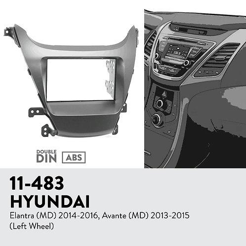 11-483 Compatible with HYUNDAI Elantra (MD) 2014-2016, Avante (MD) 2013-2015