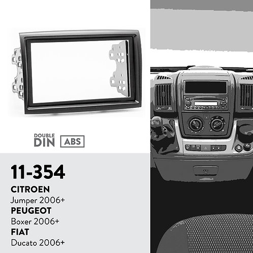 11-354 for CITROEN Jumper 2006+ / PEUGEOT Boxer 2006+ / FIAT Ducato 2006+