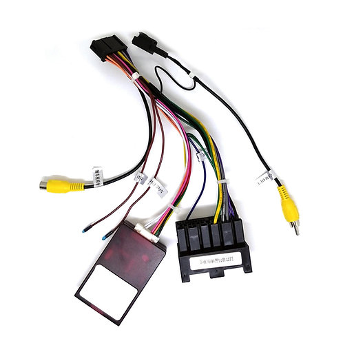 OEM Harness B Compatible with Ford (Selected Models)
