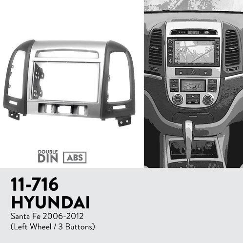 11-716 Compatible with HYUNDAI Santa Fe 2006-2012