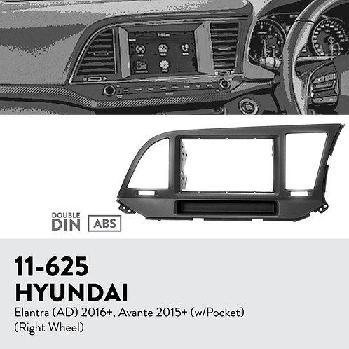 11-625 Compatible with HYUNDAI Elantra (AD) 2016+, Avante 2015+