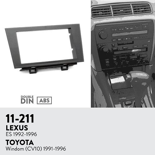11-211 Compatible with LEXUS ES 1992-1996 / TOYOTA Windom (CV10) 1991-19