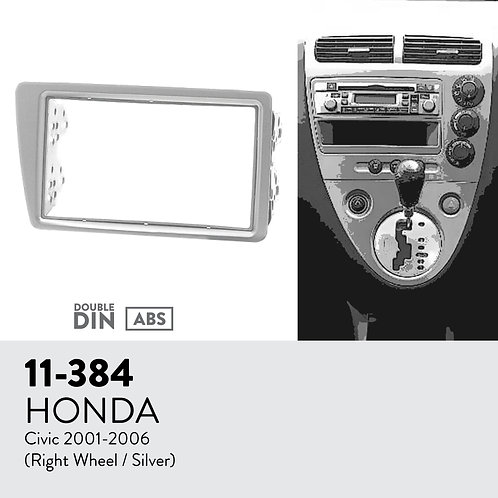 11-384 Compatible with HONDA Civic 2001-2006