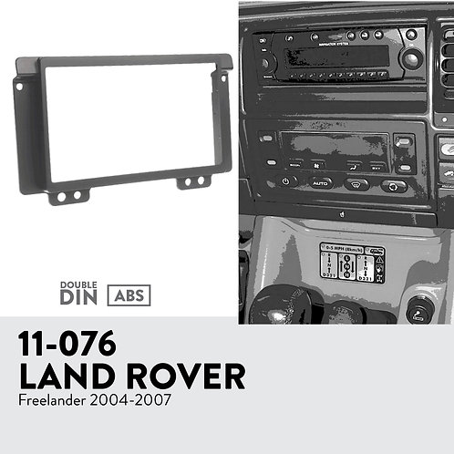 11-076 Compatible with LAND ROVER Freelander 2004-2007