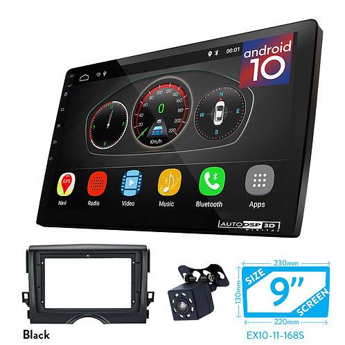 "9"" DSP Car Radio+Fascia Kit Compatible with TOYOTA Mark X 2009+, Reiz 2010+"