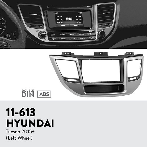 11-613 Compatible with HYUNDAI Tucson 2015+