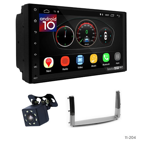"7"" DSP Car Radio+Fascia Kit Compatible with Toyota Rush/Daihatsu Be-Go, Terios"