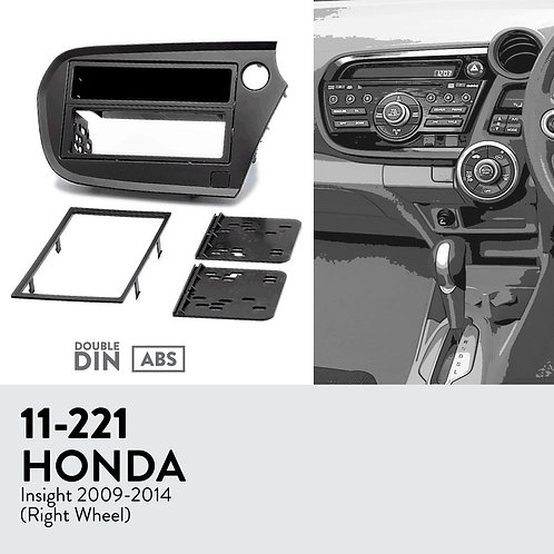 11-221 Compatible with HONDA Insight 2009-2014