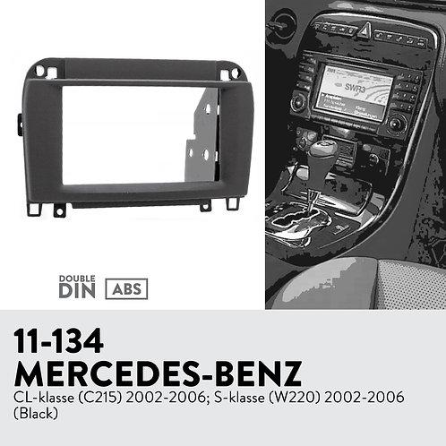11-134 for MERCEDES-BENZ CL-klasse (C215) 2002-2006; S-klass