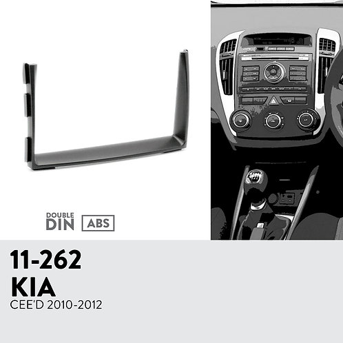 11-262 Compatible with KIA CEE'D 2010-2012