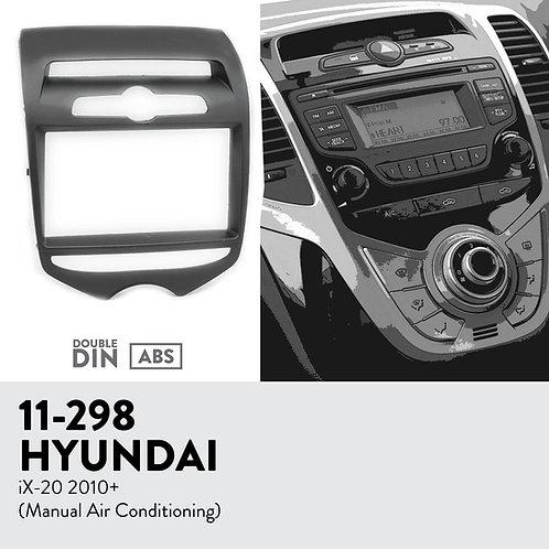 11-298 Compatible with HYUNDAI iX-20 2010+