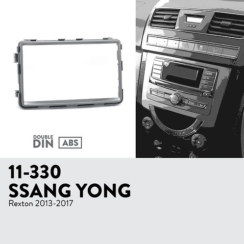 11-330 for SSANG YONG Rexton 2013-2017