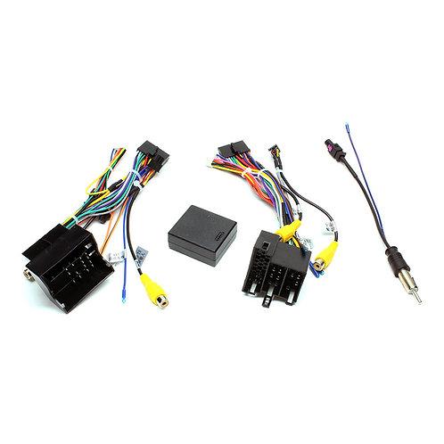 ISO Radio Adaptor Cable Set Compatible with Volkswagen & Skoda