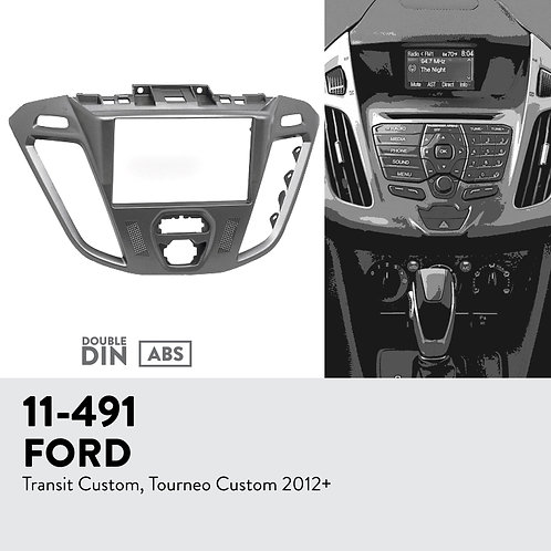 11-491 Compatible with Ford Transit Custom, Tourneo Custom 2012+