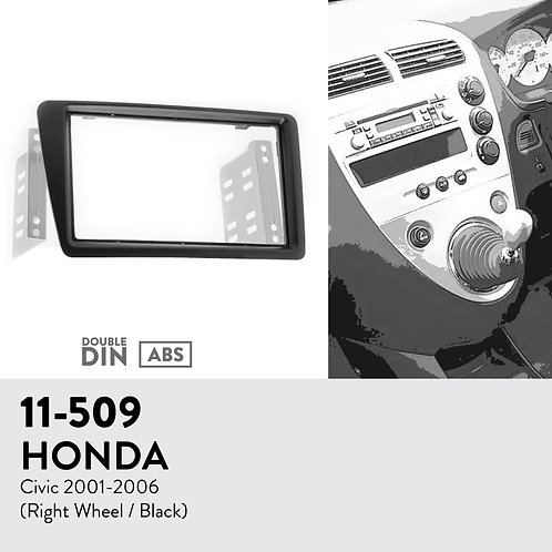 11-509 Compatible with HONDA Civic 2001-2006