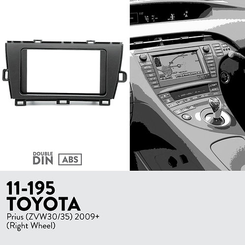 11-195 Compatible with TOYOTA Prius (ZVW30/35) 2009+