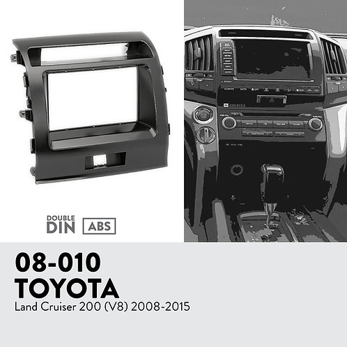 08-010 Compatible with TOYOTA Land Cruiser 200 (V8) 2008-2015
