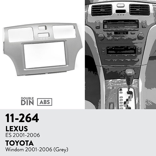 11-264 Compatible with LEXUS ES 2001-2006 / TOYOTA Windom 2001-2006