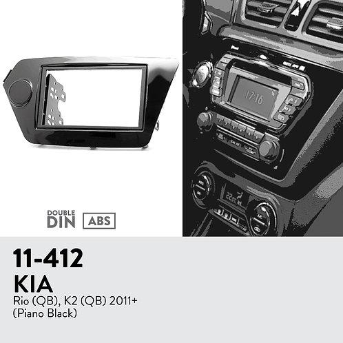 11-412 Compatible with KIA Rio (QB), K2 (QB) 2011+