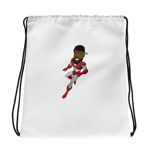 CEO IRON ANDY Drawstring bag