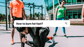 How to burn fat FAST 💨