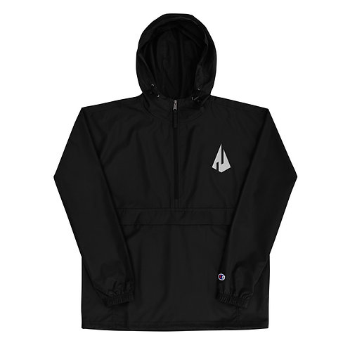 Andy Dooley Embroidered Champion Packable Jacket
