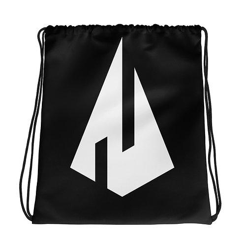 Andy Dooley Logo Drawstring bag